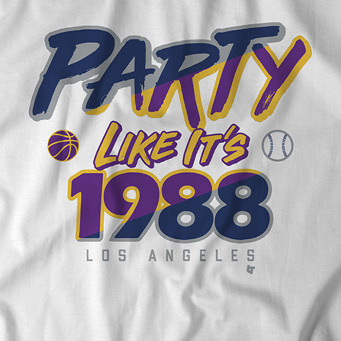 Party Like It's 1988
