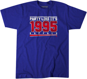Party Like It's 1995