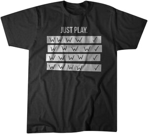 Pens Just Play - BreakingT