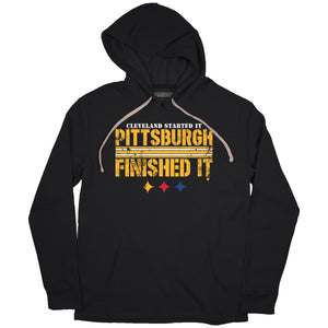 Pittsburgh Finished It