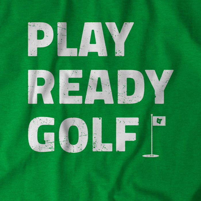 Play Ready Golf