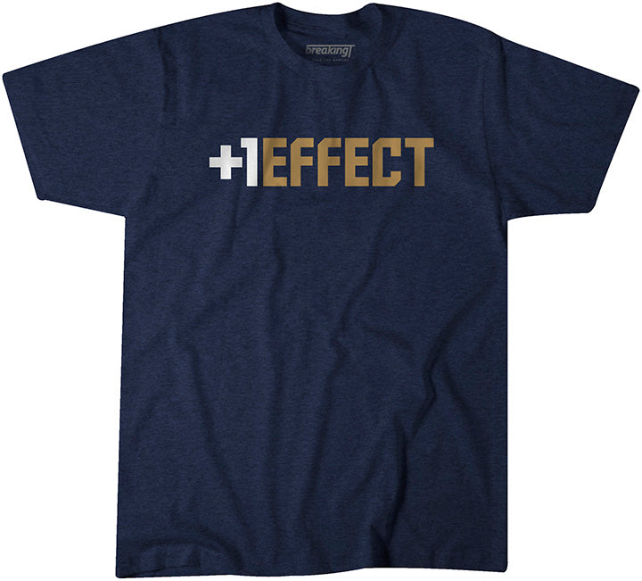 The +1 Effect