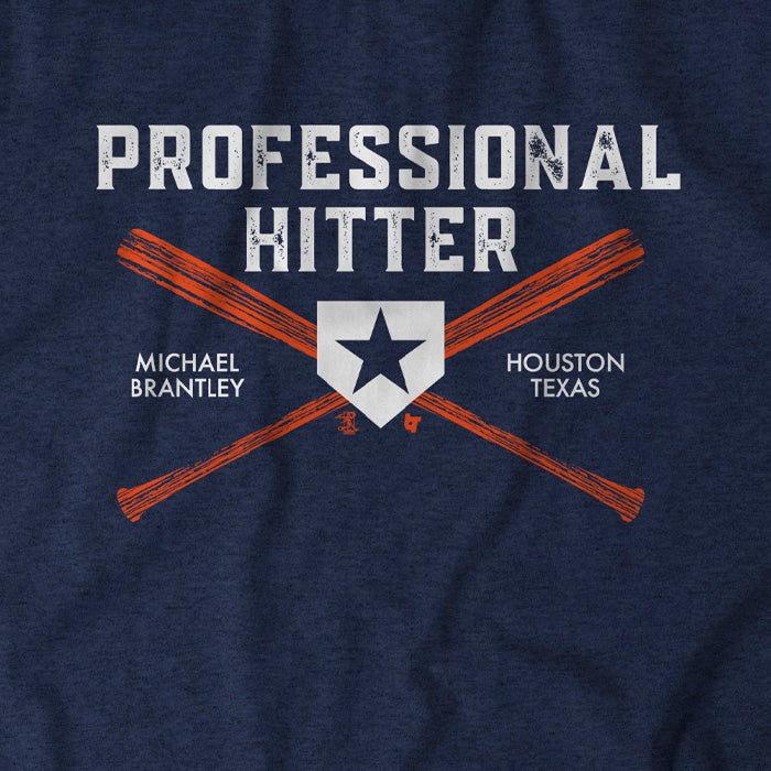 Professional Hitter
