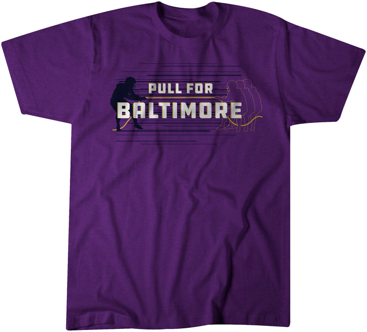 Pull For Baltimore