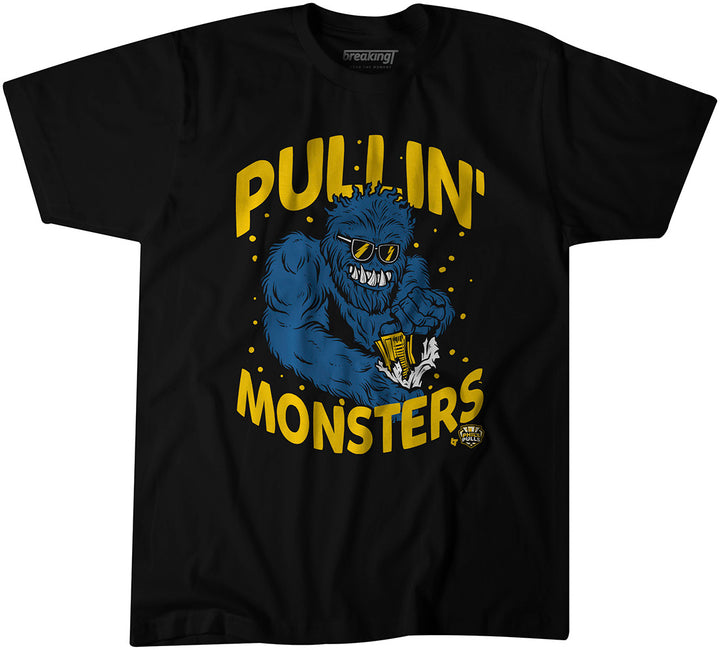 Pullin' Monsters