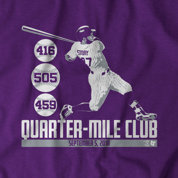 Quarter-Mile Club
