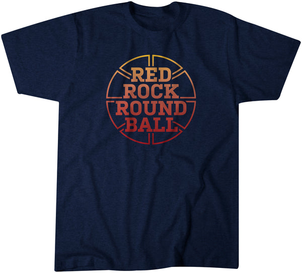 Red Rock Round Ball