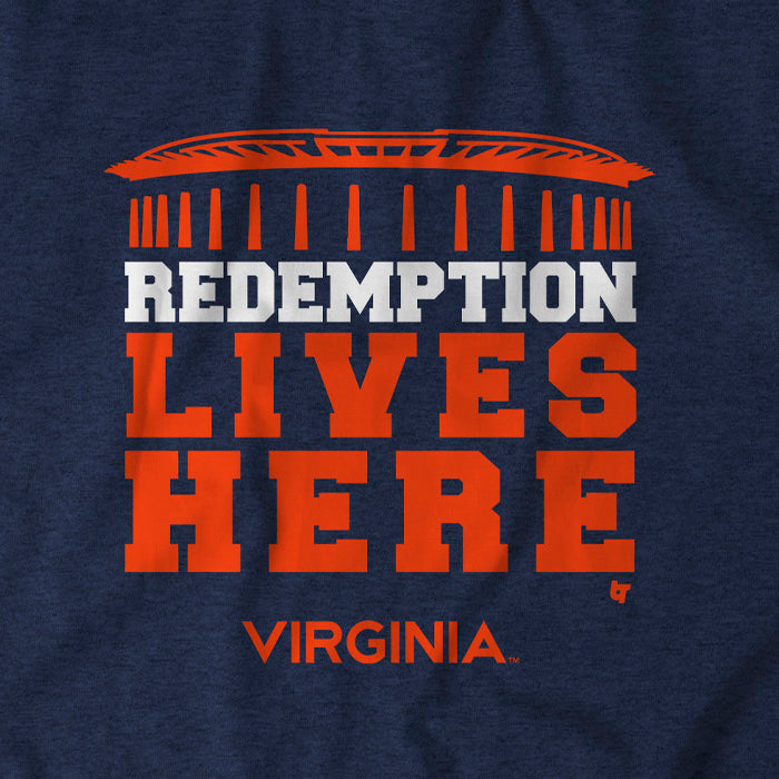 UVA Basketball: Redemption Lives Here