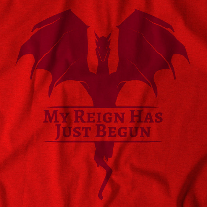 Her Reign Has Just Begun - BreakingT