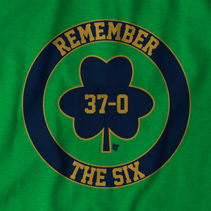 Remember The Six