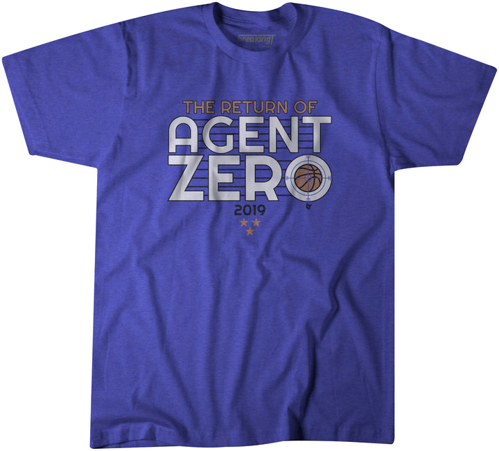 Return of Agent Zero