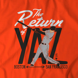 Return of Yaz
