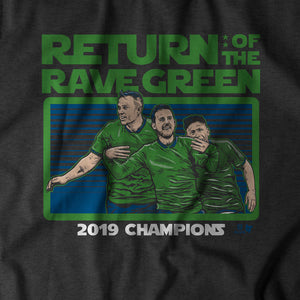 Return Of The Rave Green