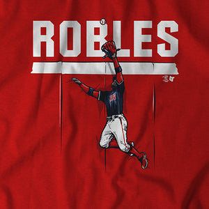 Flying Victor Robles