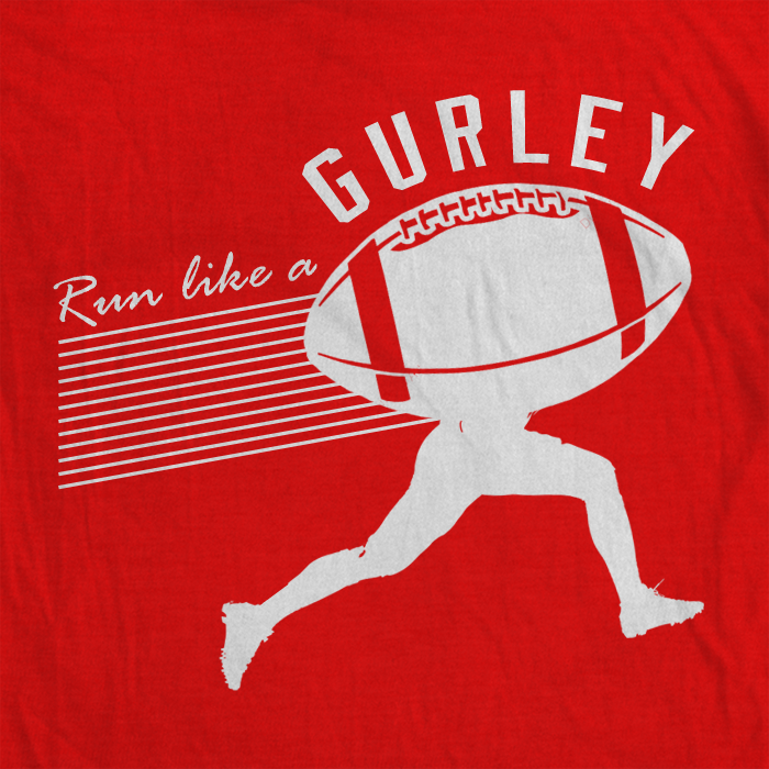 Run Like a Gurley - BreakingT