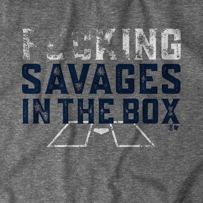 Savages In The Box