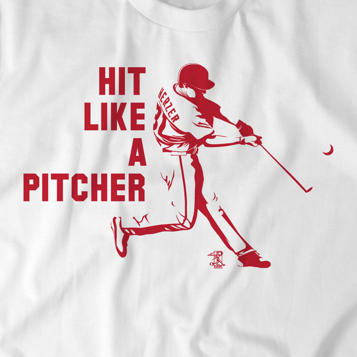 Hit Like a Pitcher