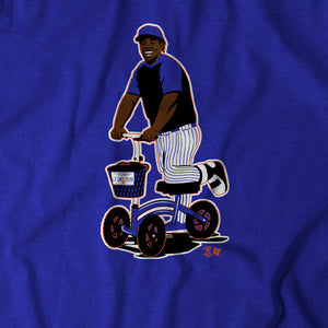 Dom Smith Scooter