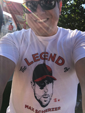The Legend of Max Scherzer