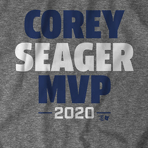 Seager MVP