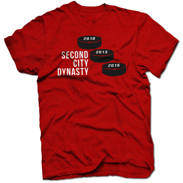 Second City Dynasty - BreakingT
