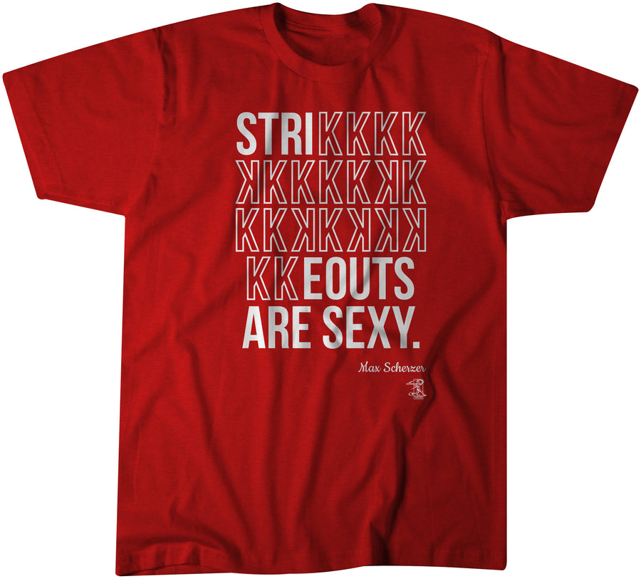 Sexy Strikeouts - BreakingT