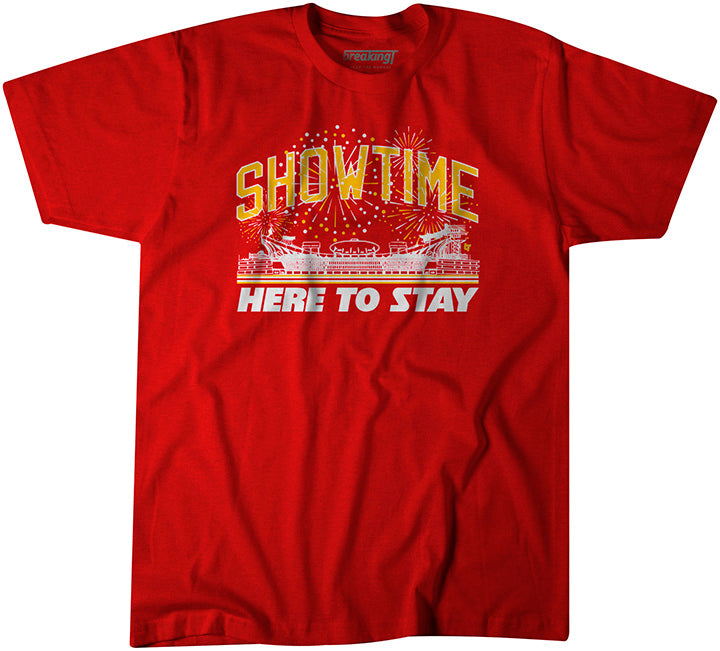 Showtime: Here To Stay