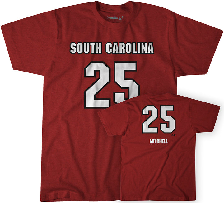 Tiffany Mitchell: South Carolina Basketball