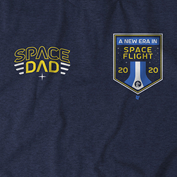 Space Dad: A New Era In Flight