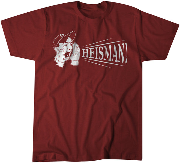 HEISMAN! - BreakingT
