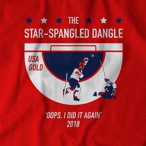 Star-Spangled Dangle
