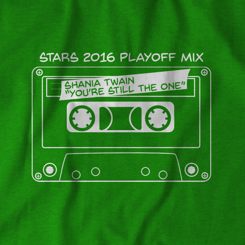 Stars Playoff Mixtape - BreakingT