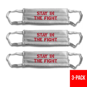 Stay in the Fight Mask Pack