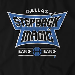 Stepback Magic