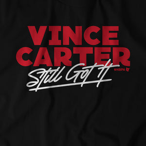 Vince Carter: Still Got It