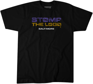 Stomp the Logo