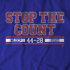 Stop the Count 44-28