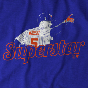 David Wright Superstar