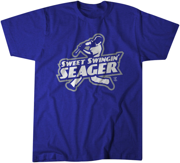 Sweet Swingin' Seager - BreakingT