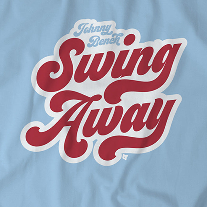 Johnny Bench: Swing Away