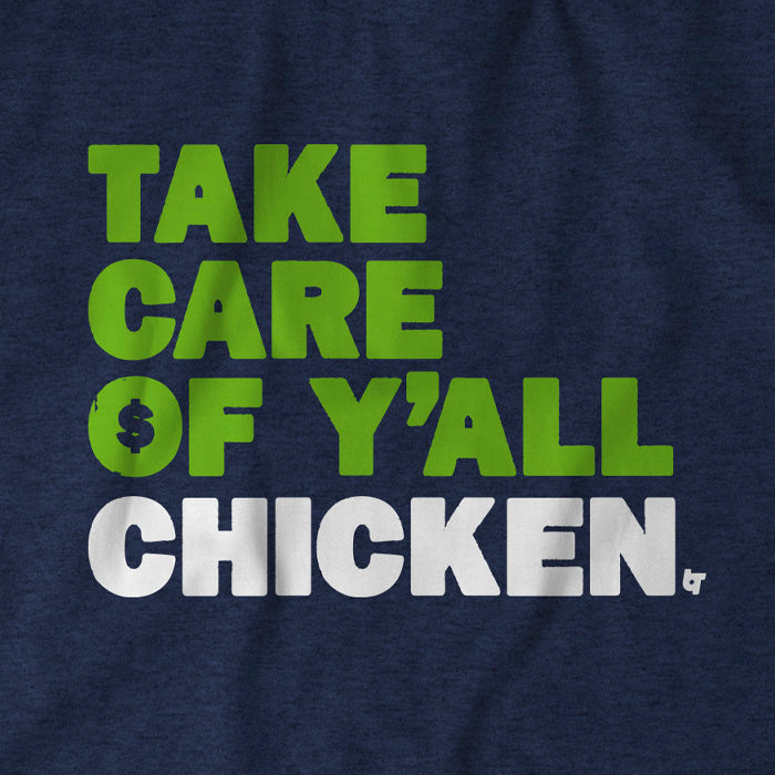 Take Care of Y'all Chicken