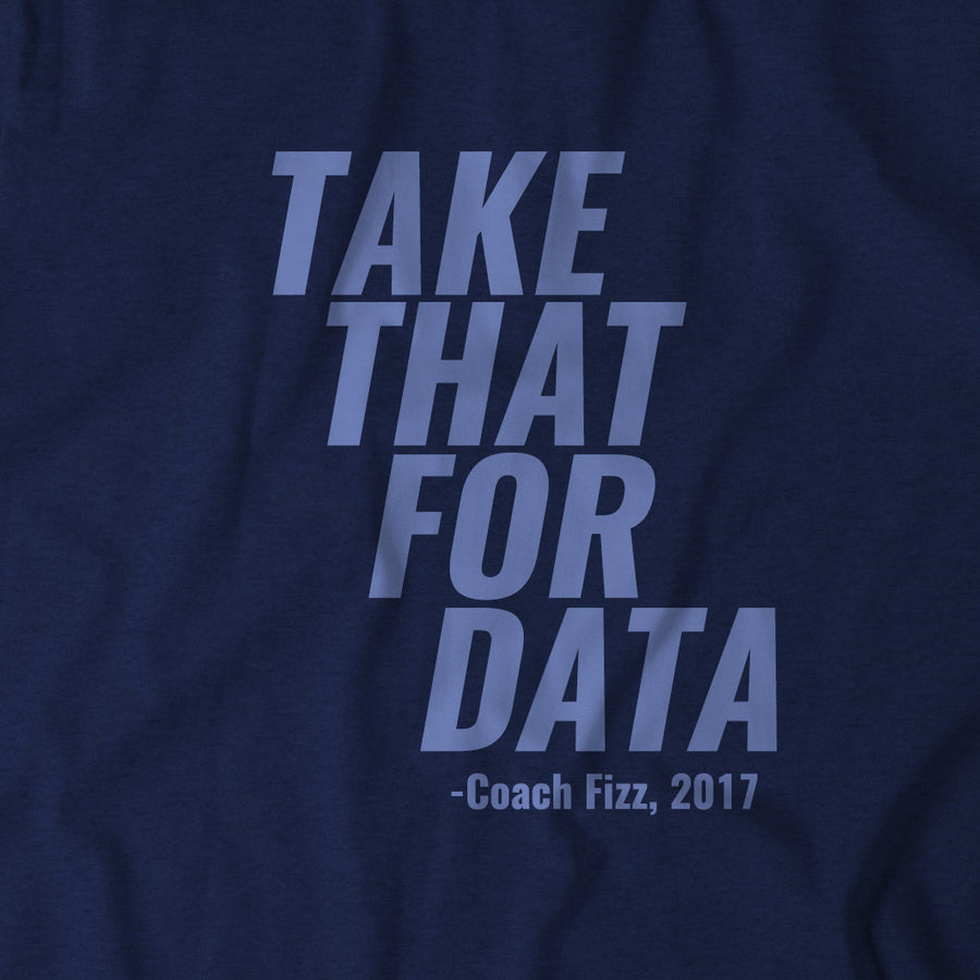 Take That for Data - BreakingT
