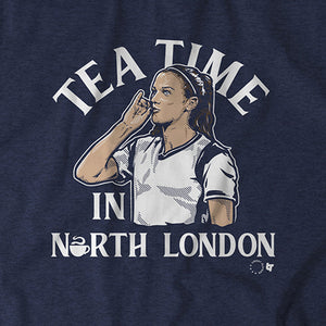 Tea Time in North London