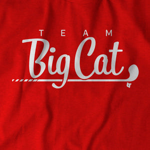 Team Big Cat Shirt