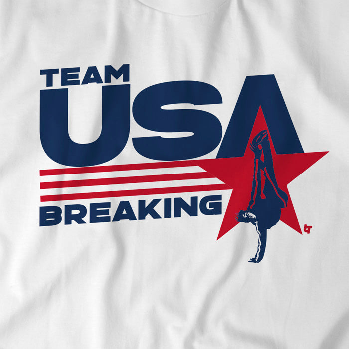 Team USA Breaking Star