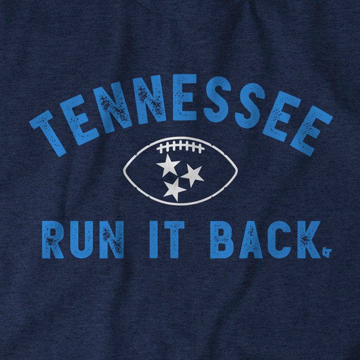 Tennessee Run It Back
