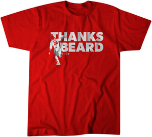 Thank You, Beard