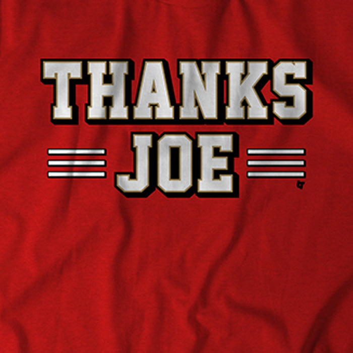 Thanks Joe