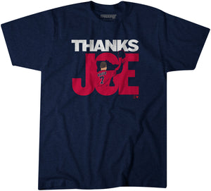Thanks Joe Mauer