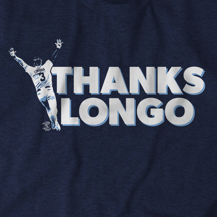 Thanks, Longo